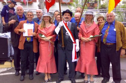 Schweizer Gesangfest vom 6.-15. Juni 2008